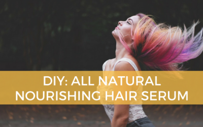 DIY: Natural Deep Conditioner – Nourish Your Hair Naturally