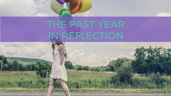 The Past Year in Reflection