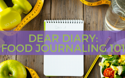 Dear Diary: Food Journaling 101