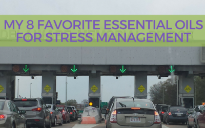 8 Favorite Essential Oils for Stress Management