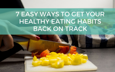 Getting Your Healthy Eating Habits Back on Track