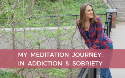 Meditation Helps Everything – My Meditation Journey Both as an Addict and Sober