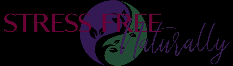 Stress Free Naturally Logo